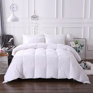 Quilted Goose Down Comforter 90x90